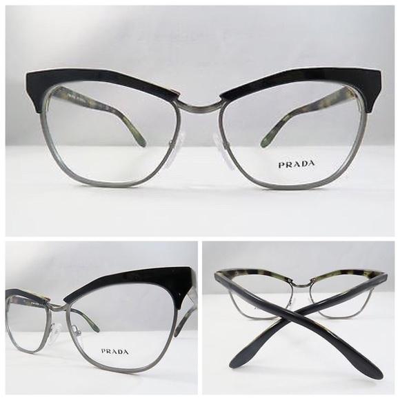 80c9cb5925fb Prada Journal Black   Havana Print Glasses. M 5afd0bedfcdc3108d2fda201.  Other Accessories ...